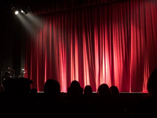 Bühne, Theater, Aufführung, 25 Jahre Uni Erfurt