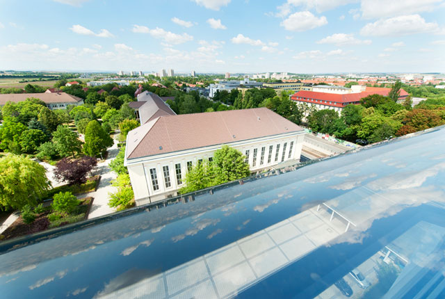 Campus Uni Erfurt