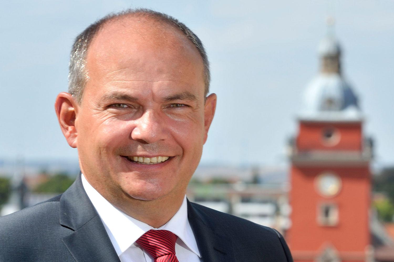 Knut Kreuch, Oberbürgermeister Gotha