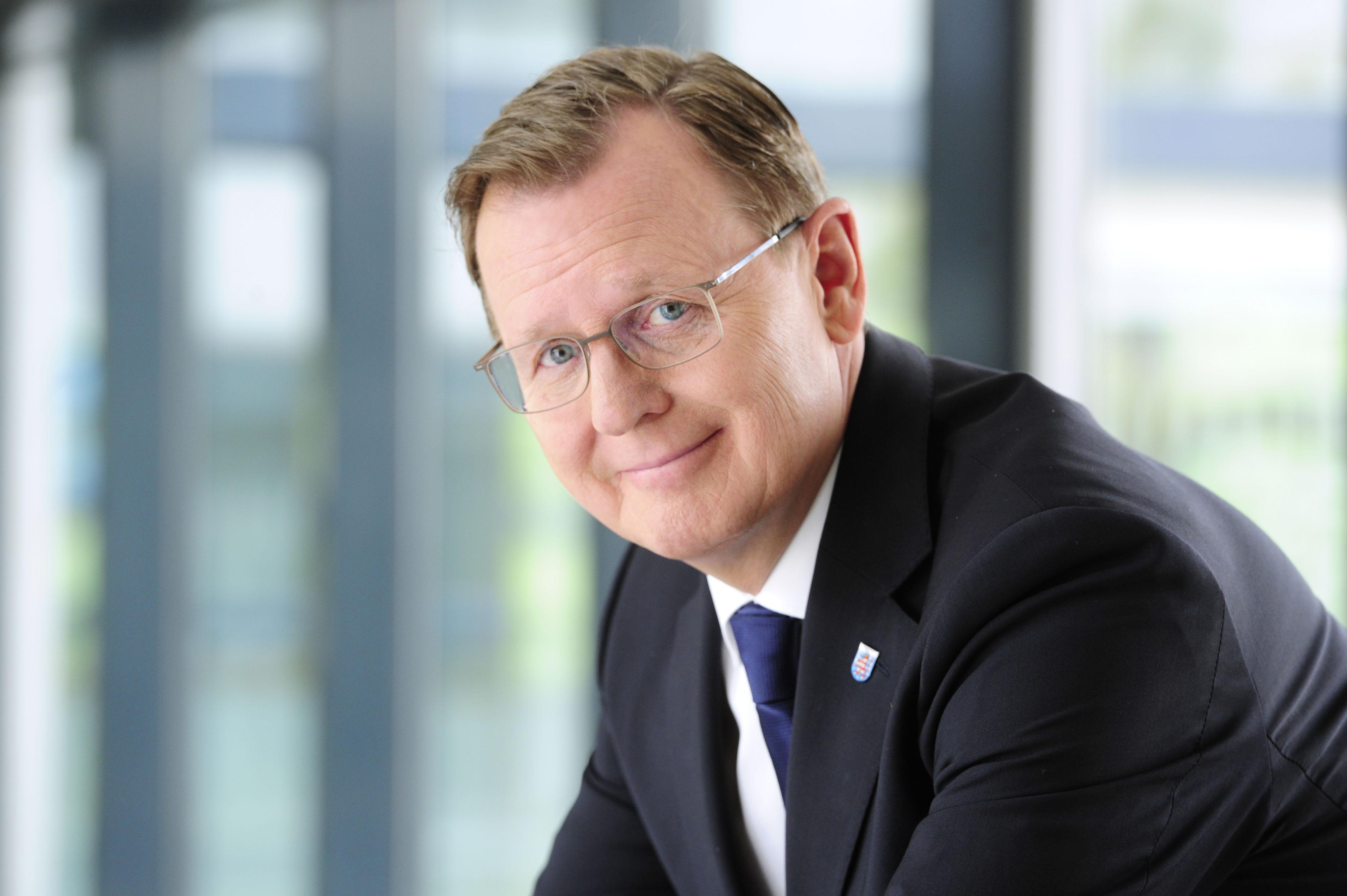 Bodo Ramelow, Ministerpräsident Thüringen