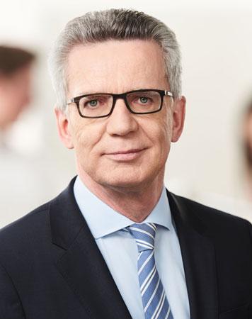 Dr. Thomas de Maiziere