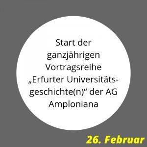 Erfurter Uni-Geschichten, 25 Jahre Uni Erfurt