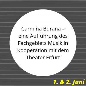 Carmina Burana Erfurt