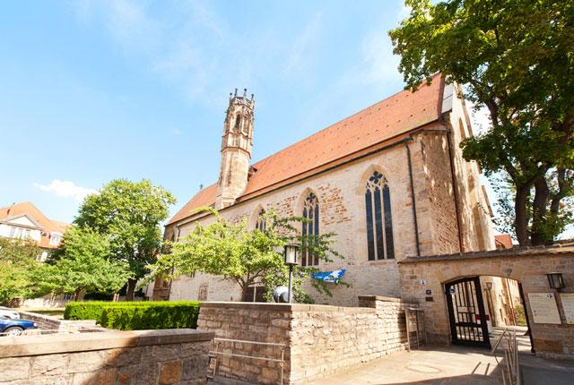 Augustinerkloster, Evangelisches Kloster Erfurt