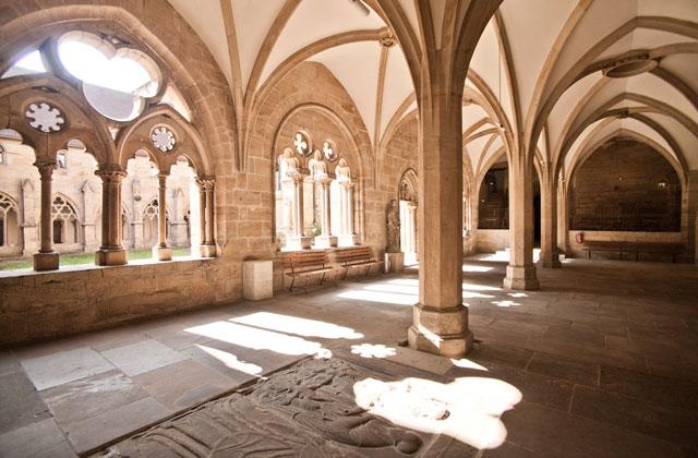 Katholisch-Theologische Fakultät Erfurt, Dom Erfurt, Kreuzgang Dom Erfurt