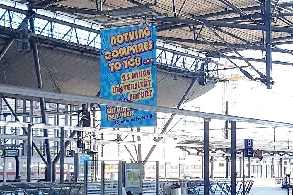 Erfurt, Hauptbahnhof