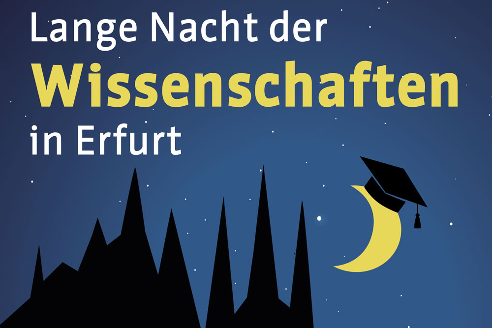 Lange Nacht der Wissenschaften